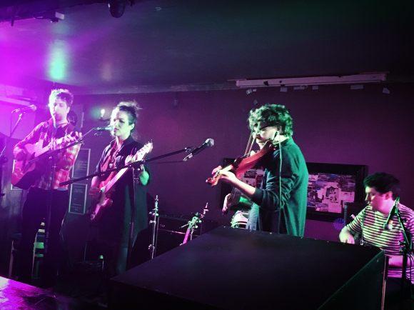 The Bara Bara Band, Ruth Jacob, Rupert Browne, Boris Exton, Will Dobson