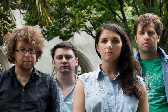 The Bara Bara Band - Ruth Jacob, Rupert Browne, Will Dobson, Boris Ming
